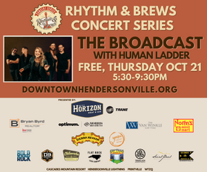 DowntownHendersonville_Rhythm&Brews2021_Oct