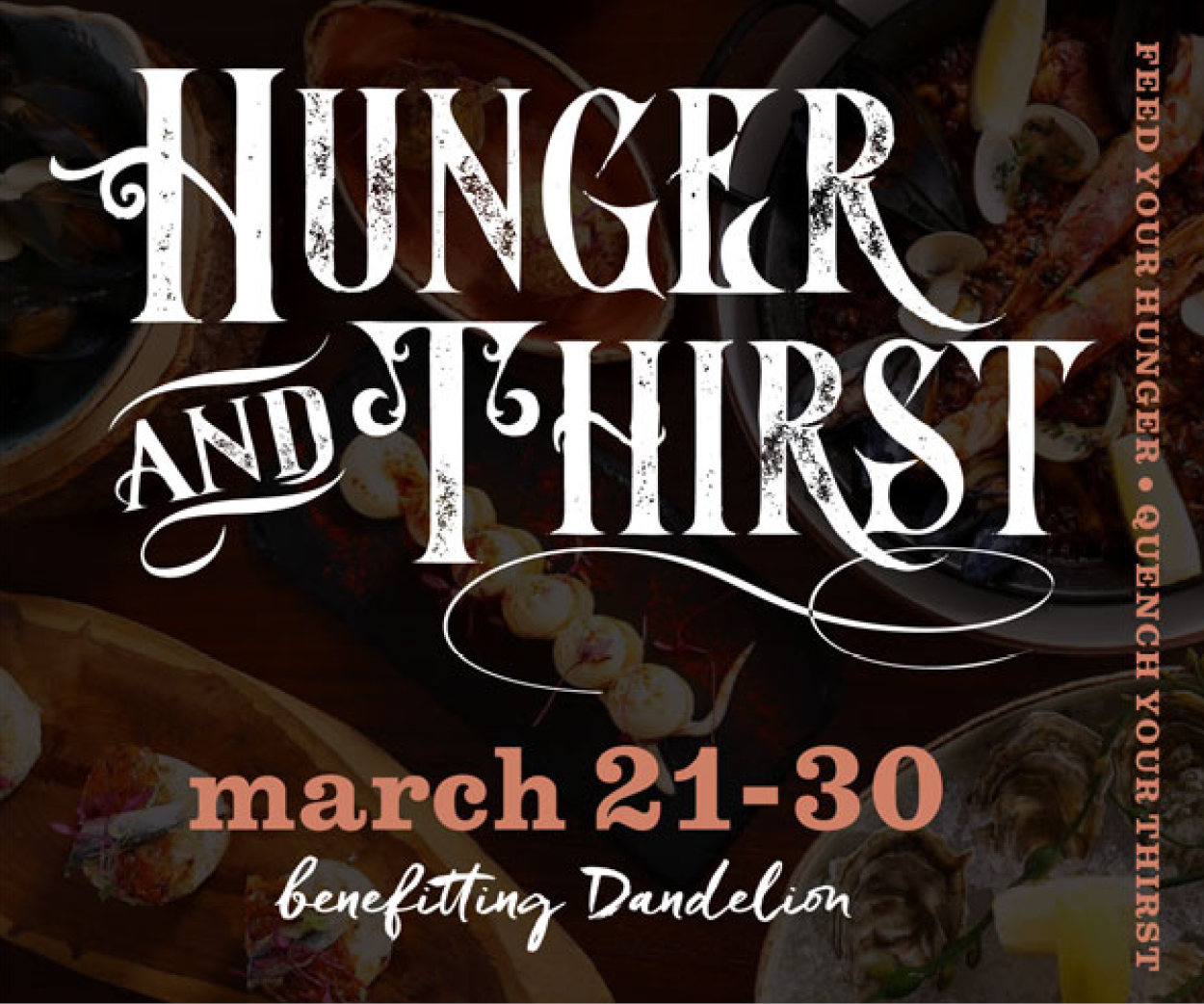 Hunger & Thirst