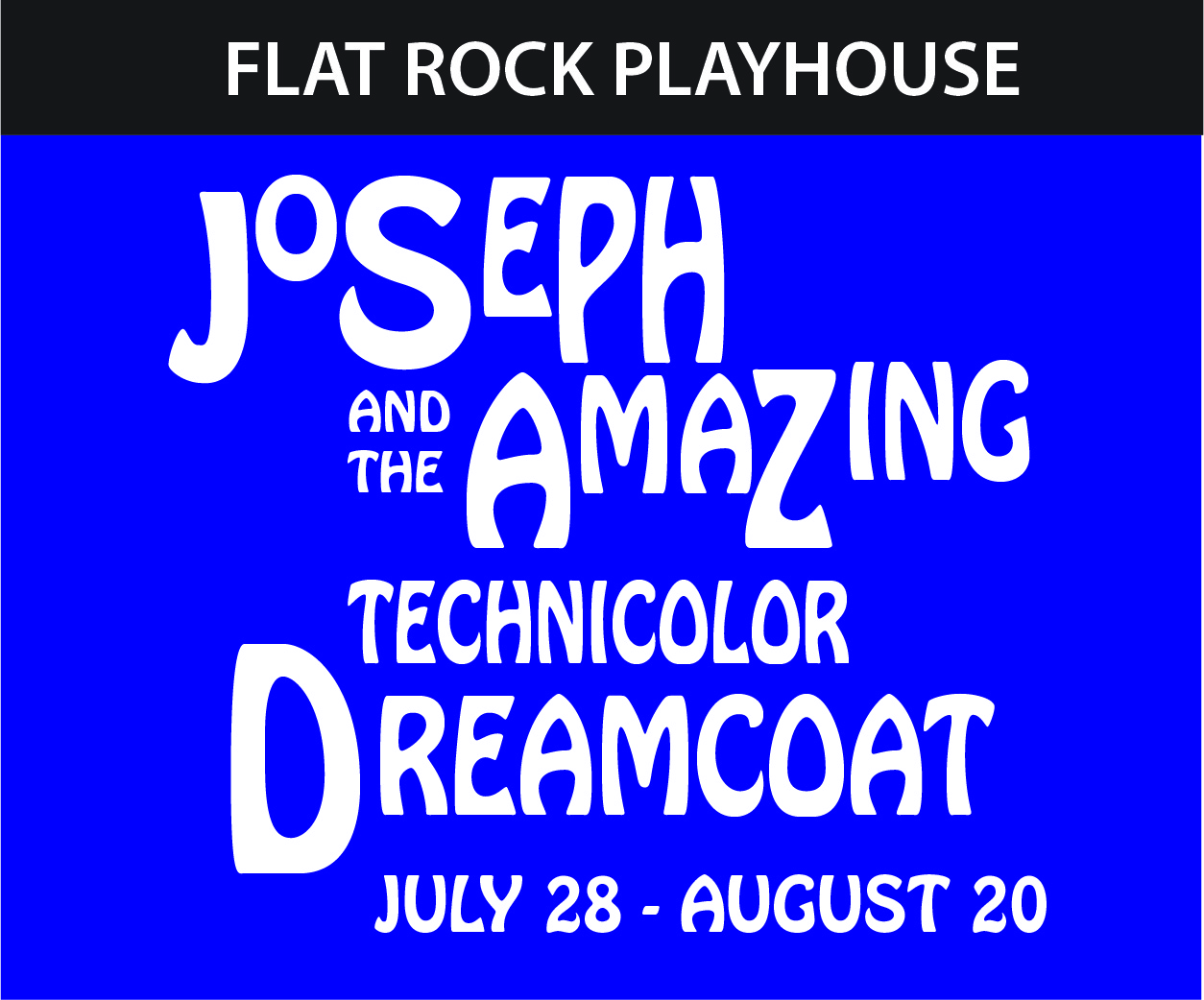 FRPH Joseph and the Amazing Technicolor Dreamcoat