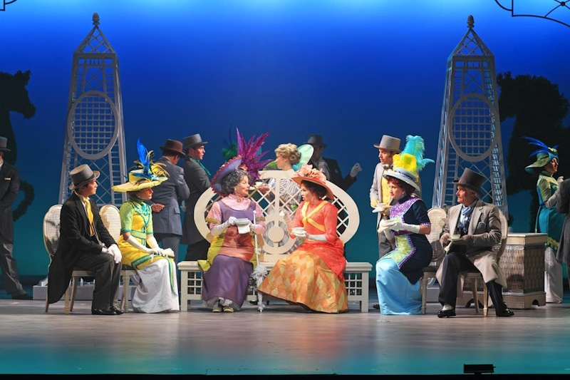 Choreography and costumes dazzle in 'My Fair Lady'