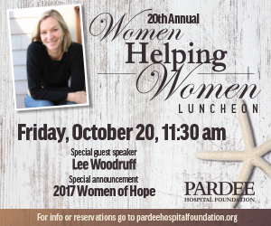Pardee Foundation August Women Helping Women