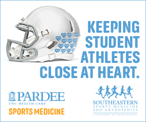 Pardee High School Football 300x250