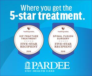 Pardee 5 Star Ortho