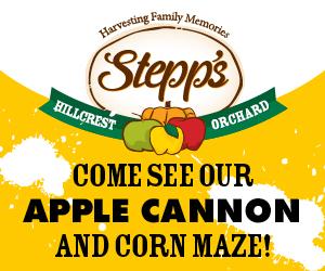 Stepp's Hillcrest Orchard Maze