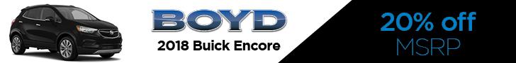 Boyd December 2018 Encore