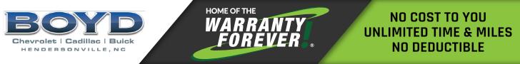 boyd Warranty Forever