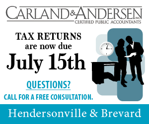 Carland & Andersen Taxes Are Now Due July 15th