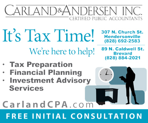 Carland & Andersen Its Tax Time April 2021