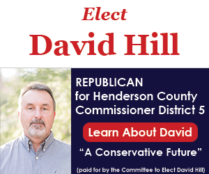 David Hill for Henderson County Commissioner District #5
