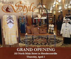 High Country Grand Opening