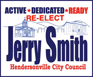 Jerry Smith for City Council