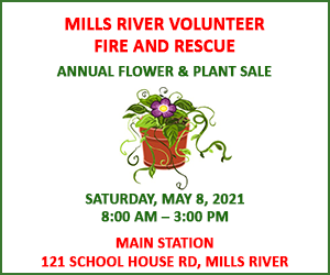 MR Fire Department Flower & Plant Sale