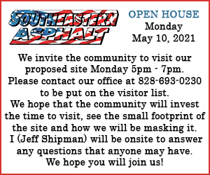 SouthEasternAsphalt  Open House Monday 5/10/21
