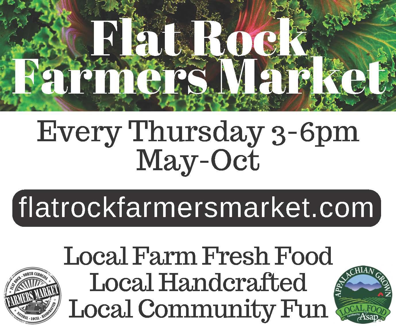http://www.flatrockfarmersmarket.com