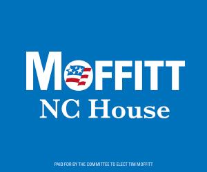 Tim Moffitt for NC House