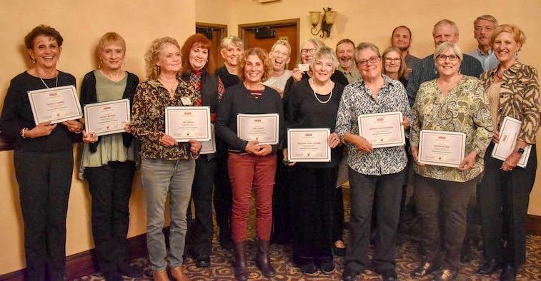 Henderson County News: Dinner honors Master Gardener graduates, volunteers - Hendersonville Lightning
