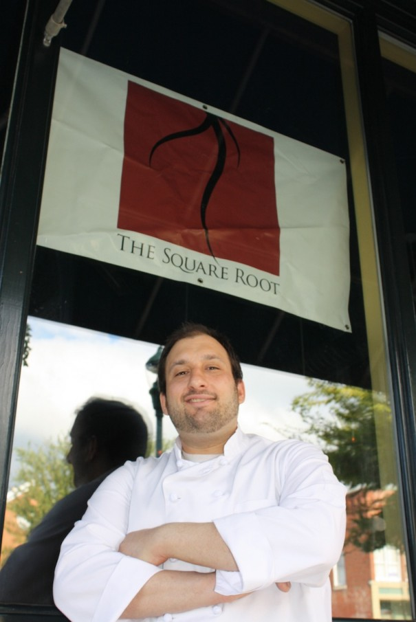 Adam Wilson will bring creative cuisine to South Main Street.