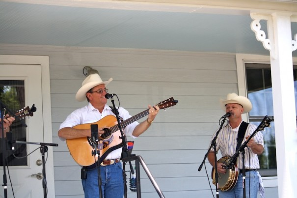 Dwayne Durham and Appalachian Fire will perform during Saturday's Celebrate Flat Rock Ice Cream Social at the Village Hall.