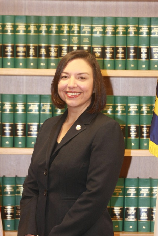 Ashley Hornsby Welch won the district attorney's seat in the 30th Judicial District in a 61-39 landslide.