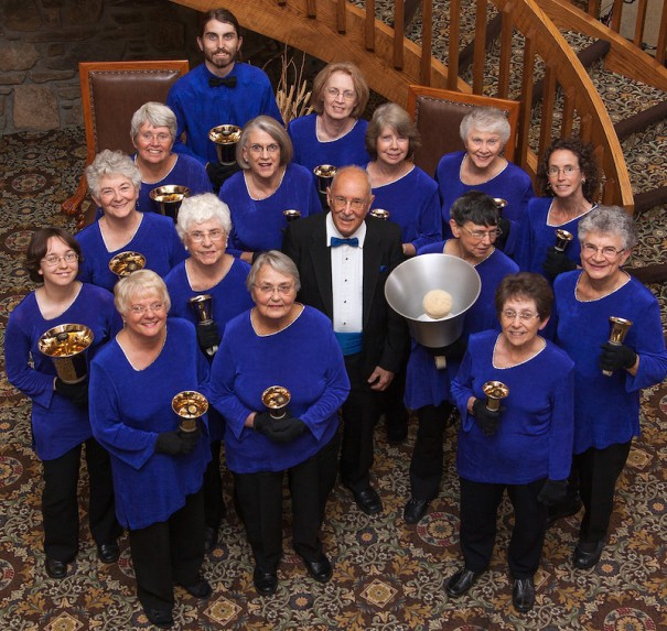 Hendersonville-based Blue Ridge Ringers will play free concerts in December.