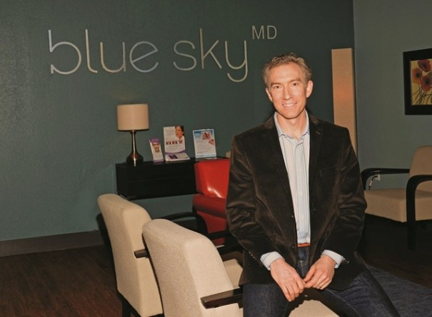 Dr. Dave LaMond, CEO of Blue Sky MD.