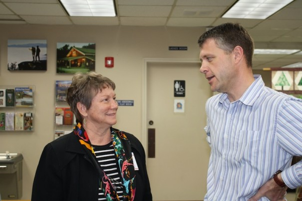 Melody Heltman retired as Travel and Tourism director in April; Bo Ferguson left Hendersonville in December to become deputy city manager in Durham.