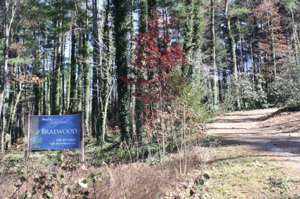 A buyer hopes to develop Braewood as a planned residential community.