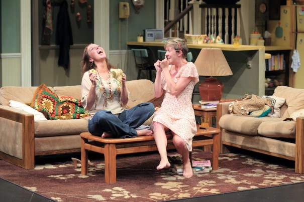 Lisa K. Bryant and Molly McAdoo star in  'Crimes of the Heart' at the Flat Rock Playhouse Downtown. [PHOTO BY SCOTT TREADWAY/Treadshots]