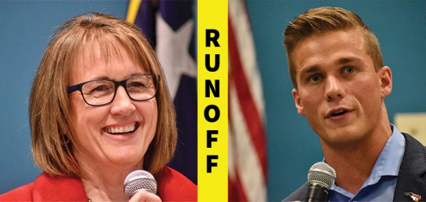 Lynda Bennett and Madison Cawthorn are running in the Republican primary runoff for U.S. House North Carolina District 11 on May 12, 2020