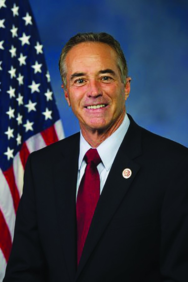 Chris Collins, a 1968 graduate of Hendersonville High School, was elected to Congress in 2012.