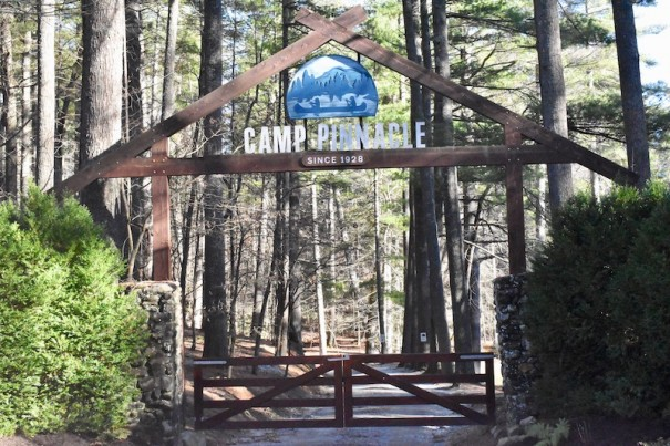 Camp Pinnacle had invested in a new kitchen and other improvements in anticipation of a busy camp season.