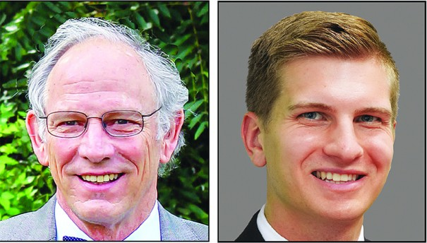 Candidates for the N.C. House 113 seat are Sam Edney and Jake Johnson