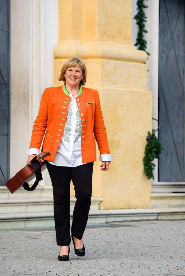 Elisabeth von Trapp will perform at the 30th annual Candlemas concert on Jan. 26 at St. James Episcopal Church.