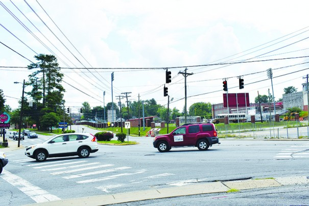 The city of Hendersonville ranked the North Main intersection at Five Points as its top priority for a road improvement.