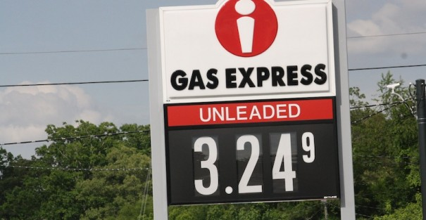 Council approved a new Gas Express at Ingles on Asheville Highway but said no to a new entrance for it.