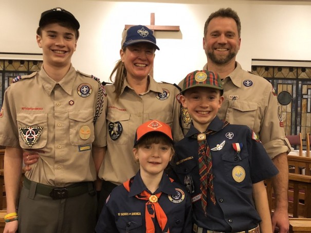 Boy Scouts of America representatives will be visiting schools this fall inviting boys and girls to join Cub Scouts