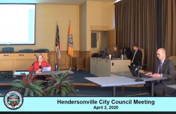 Local boards are streaming their meetings.