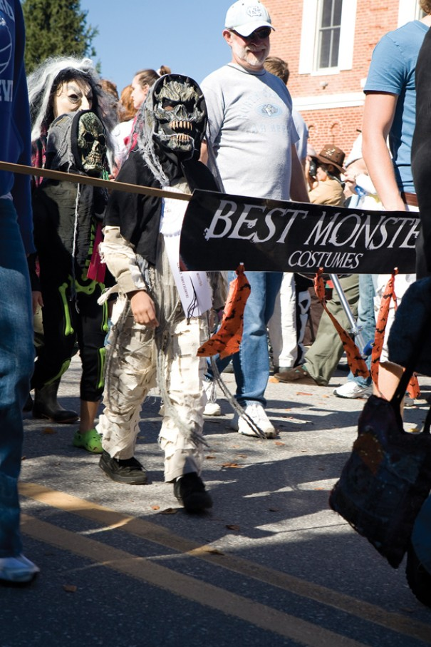 The Halloween Costume Parade gets underway at 11:30 a.m. Saturday, Oct. 26, in downtown Brevard and will showcase all costume contest participants as they make their way down West Main Street and South Broad Street.