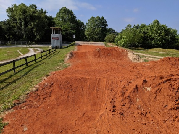 Southern Off-Road Bicycle Association is holding a work day Saturday at the bike park at Jackson Park.
