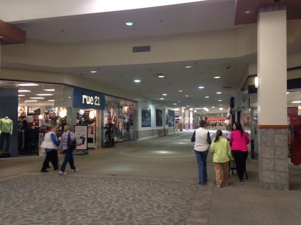 Owner plans promotions to draw more shoppers to Blue Ridge Mall.