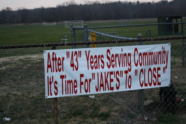 Jake's Driving Range will become Henderson County Soccer Park.
