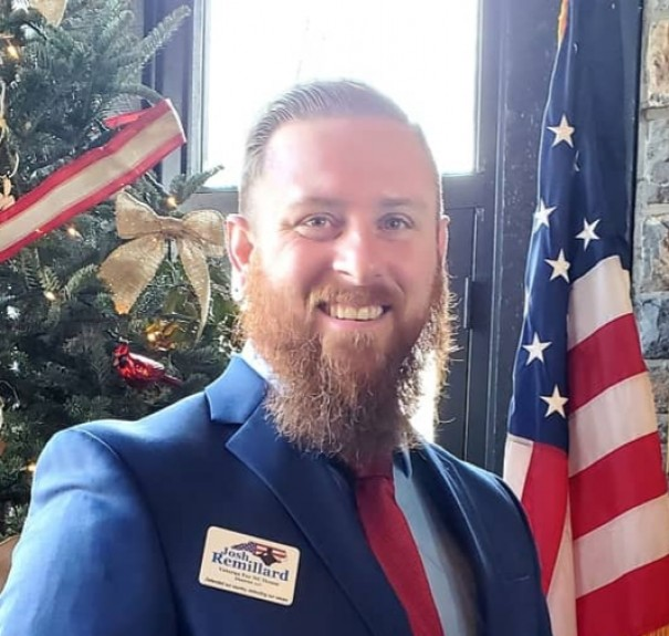 Josh Remillard if running for state House District 117.