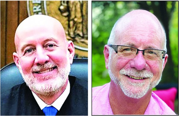 Candidates for the N.C. District Court judge are Mack McKeller and Gene Johnson.
