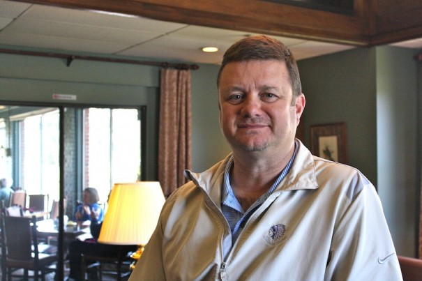 Kevin Griffin is the new owner of Etowah Valley Golf Club and Lodge