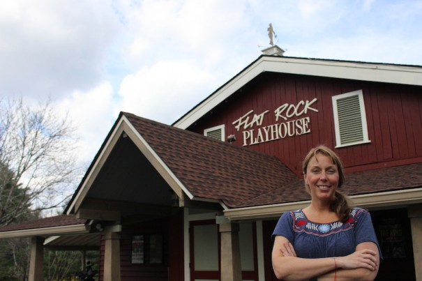 Lisa K. Bryant is director of the Flat Rock Playhouse.