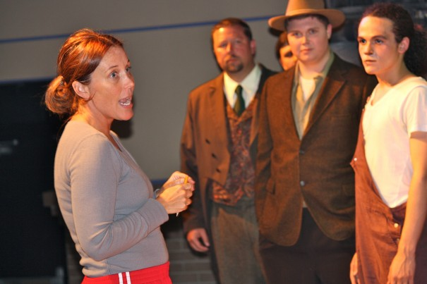 LIsa K. Bryant is the new associate artistic director for the Flat Rock Playhouse.