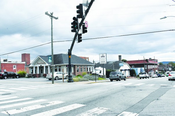 The Hendersonville City Council voted last week to option three parcels on South Church Street between Fifth and Fourth avenues for a parking deck.