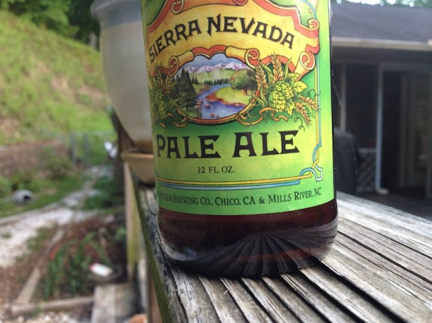 Sierra Nevada added 'Mills River, NC' to its label.
