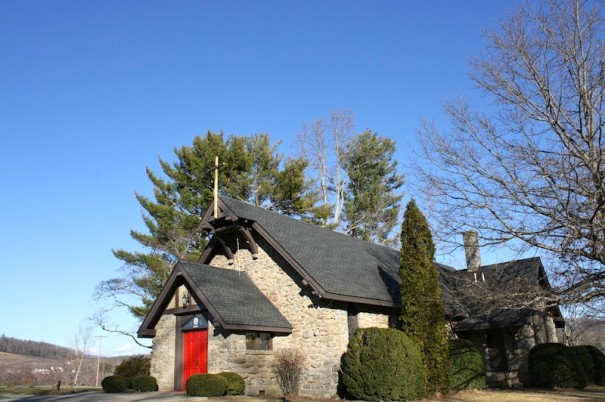 St. Paul's Episcopal Church in Edneyville is among properties the Historic Resources Commission wants to nominate for historic recognition.