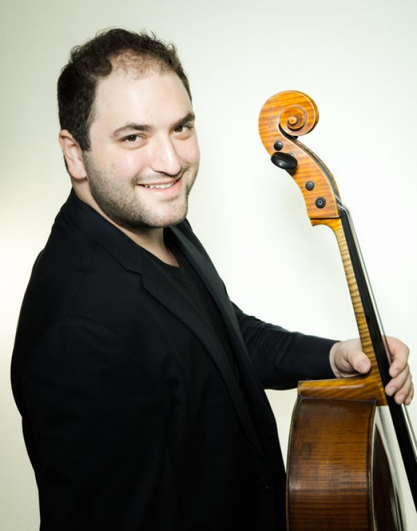 Julian Schwarz will perform with the Hendersonville Symphony Orchestra on May 18.